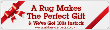 A rug makes the perfect gift!
