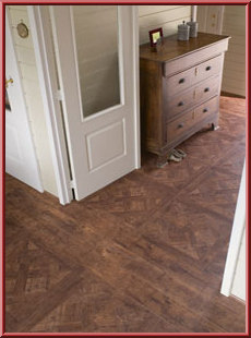 QuickStep Arte Vesailles Light laminate flooring tiles