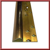 Brass effect single threshold bar