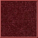 Carousel Bedroom Carpet Maroon