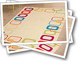 Childrens Rugs make a perfect gift