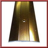 Brass Effect Carpet Cover Plates