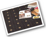 Patterned Carpet with £2 OFF per square meter