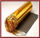 Sonic Gold Floor Underlay Wood And Laminate Flooring