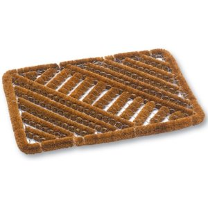 Coir Boot Scraper Outside Door Mats Abbey Carpets