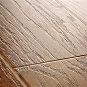 Quickstep Laminate Flooring Coffee Bean Hickory Planks