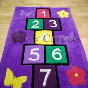 Kids' Hooked & Braided Rugs - FOW | Fine Furniture Store