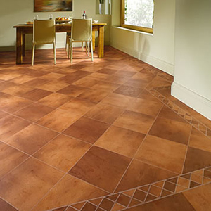 Karndean Flooring Knight Tile Fired Clay TC48 Buy Online