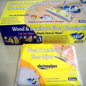 How to Clean Laminate Hardwood Floors   eHow.com