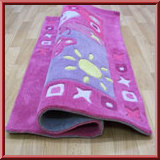 Pink Summetime Kids Rugs