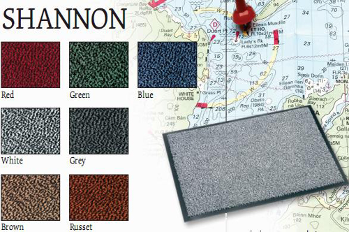 Shannon Barrier Door mats